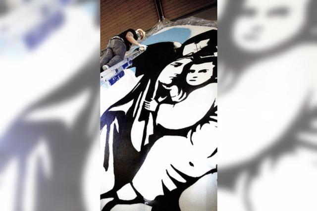 Street-Art im Gespräch