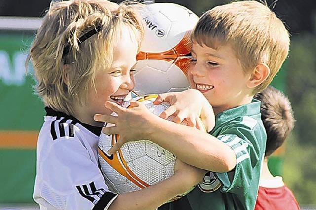 Fußballtalente gesucht