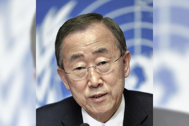 Ban Ki Moon wiedergewählt