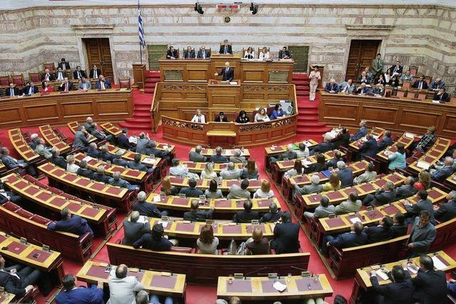 Schicksalsnacht in Athen