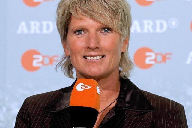 Fußball-WM: Frauenpower bei ARD und ZDF