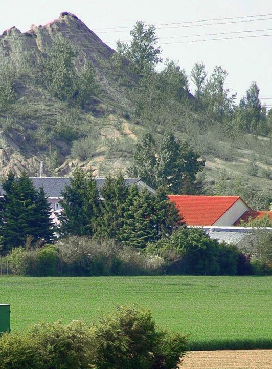 Sitzt  der Monte Calino in Buggingen auf Gefahrstoffen?   | Foto: Umiger