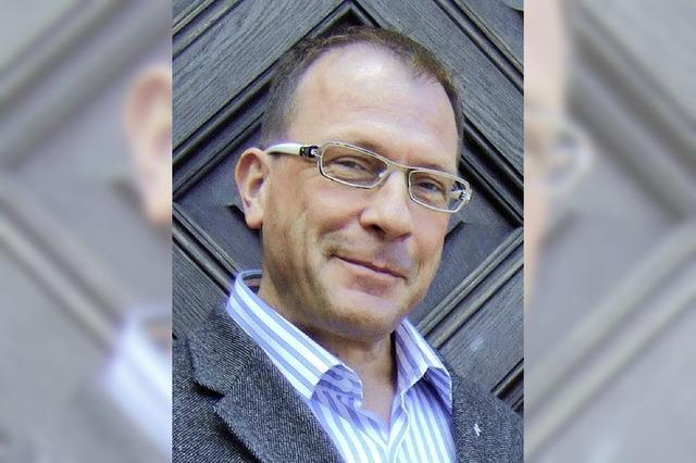 Pfarrer Erhardt neuer Leiter