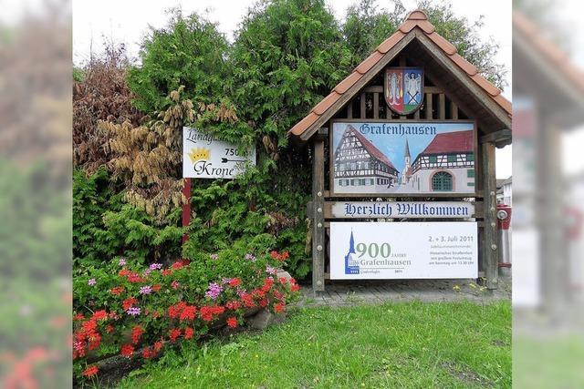 Grafenhausen feiert groß