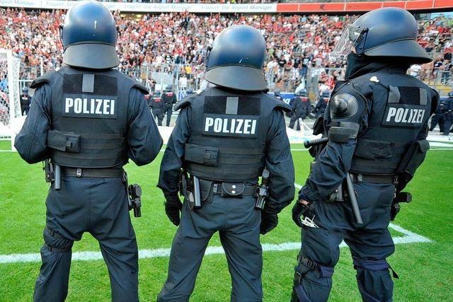 Hohes Gewaltpotenzial: Die zweite Liga leidet