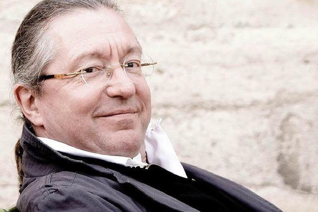 Cambreling, der scheidende Dirigent: