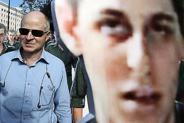 Solidarität mit entführtem Gilad Schalit