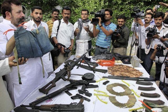 Hat Pakistan bin Laden versteckt?