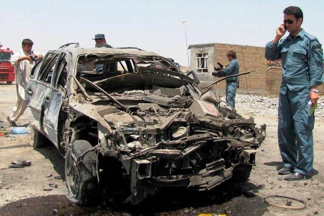Viele Tote bei Anschlag auf Krankenhaus in Afghanistan