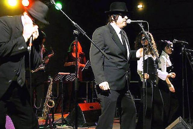 AB FREITAG: FESTIVAL: Blues Brothers im Freibad