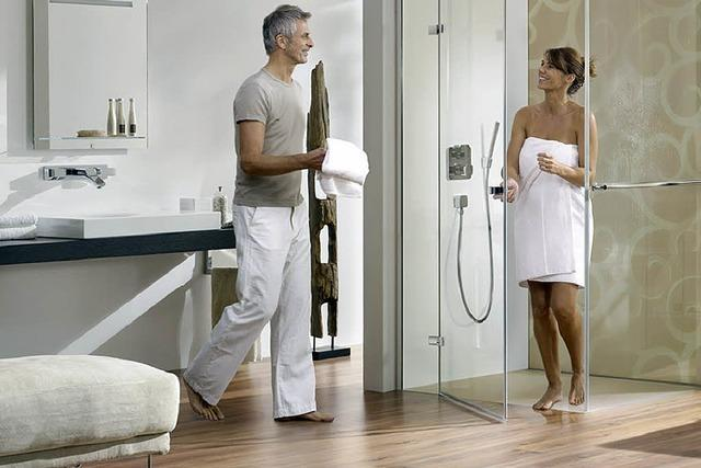 Badezimmer: Umbau erleichtert den Alltag