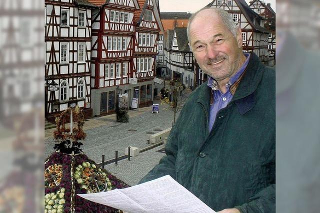 Christian Klotz berät Center-Gegner