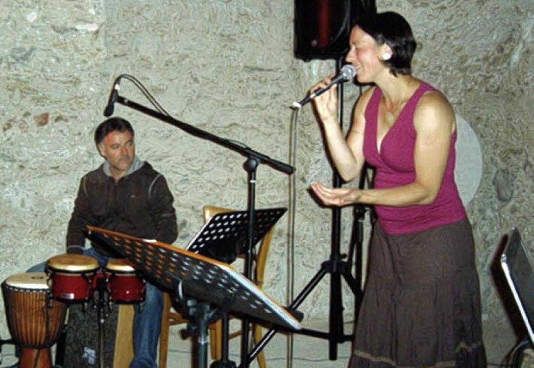 Steffi Lais im Todtnauer Rathauskeller...ler auch künftig genutzt werden kann.   | Foto: Privat