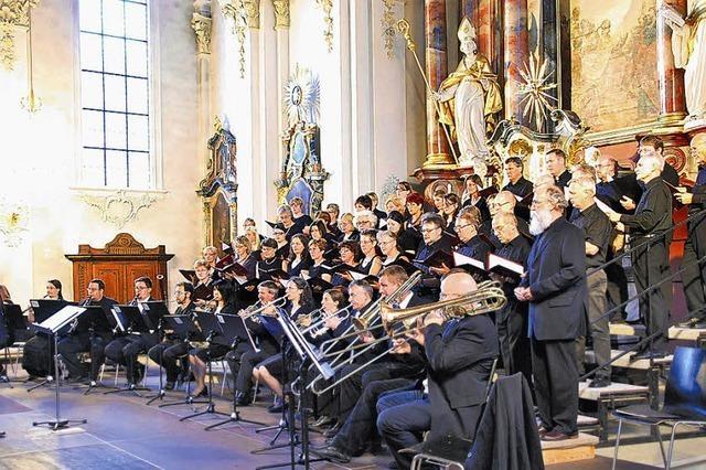Beim Schwyzertagskonzert singt das Publikum mit