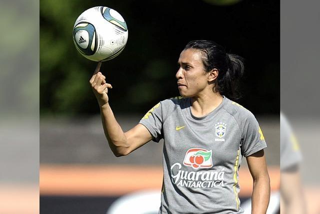 Marta träumt vom Titel