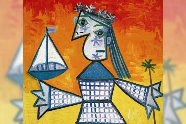 Auch sein Fahrer liebte Picassos Kunst