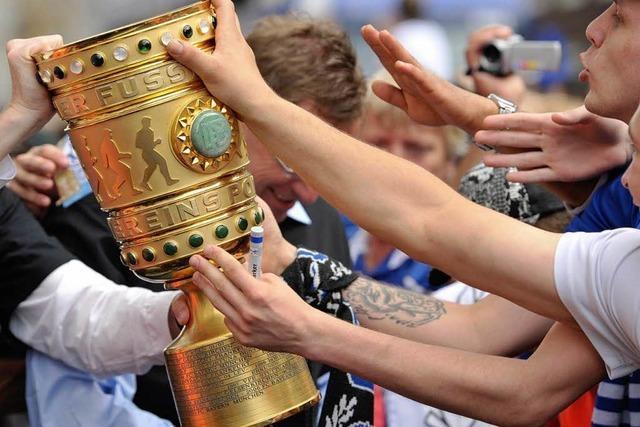 Teningen gegen Schalke findet in Freiburg statt