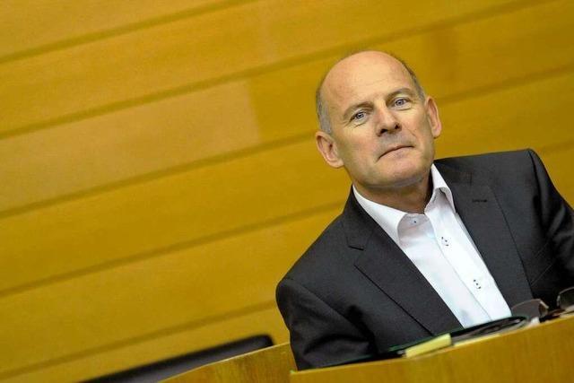 Winfried Hermann: Ein Minister im Sturm