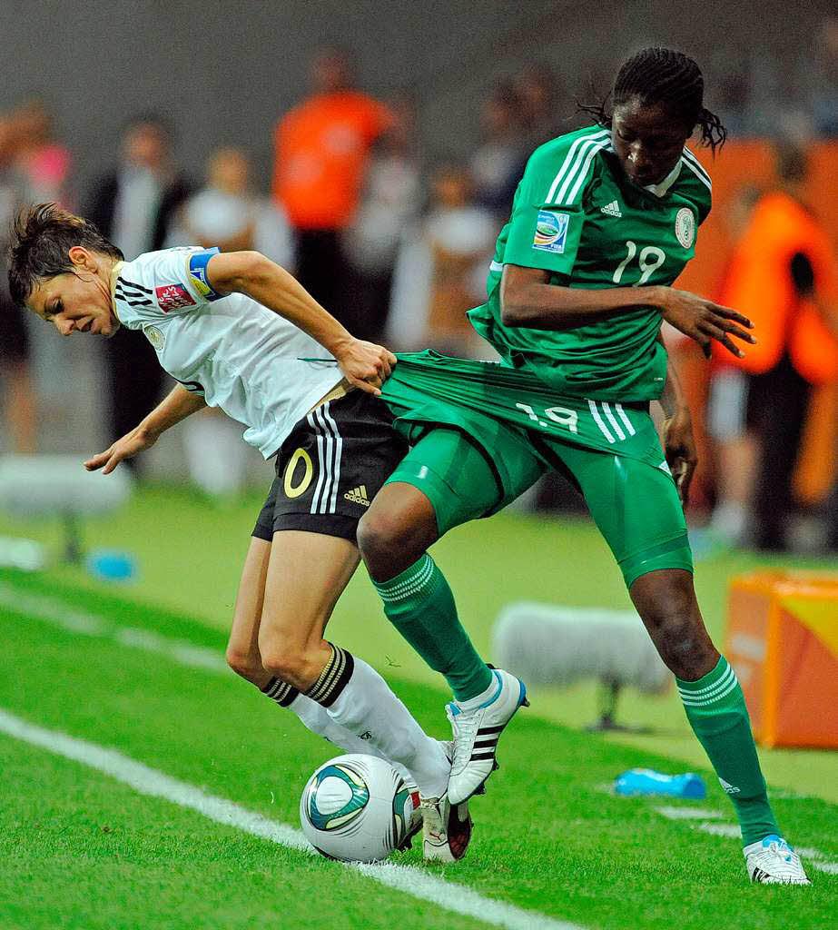 Nigeria Fußball