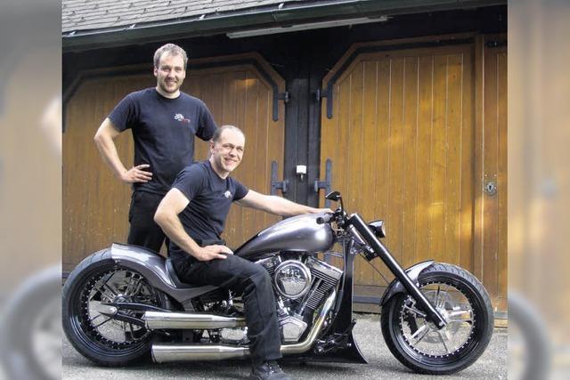 Geheimtipp für individuelle Motorräder