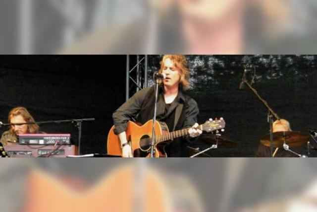Open-Air-Konzert im Schlossgarten