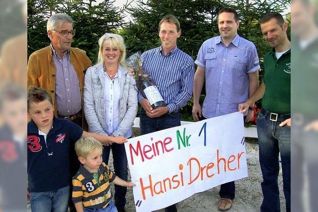 Dreher startet in Aachen