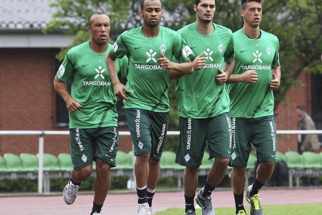 FV Donaueschingen prüft Werder Bremens Profis