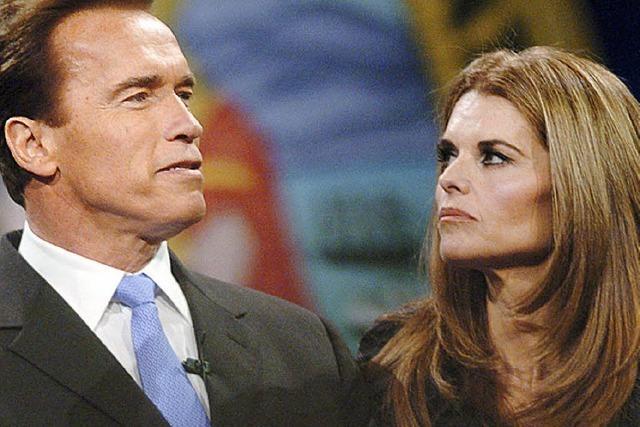 Shriver reicht Scheidung von Schwarzenegger ein