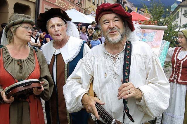 Kurz vorm Fest Debatte um Stadtmusik-Zuschuss