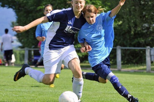 Fußball ist Mädchensache