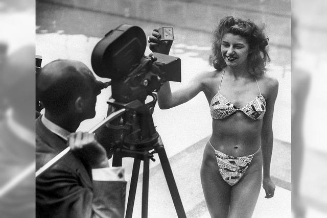 Der Bikini kommt ins Rentenalter