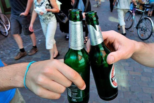 Jusos gegen Alkoholverbot