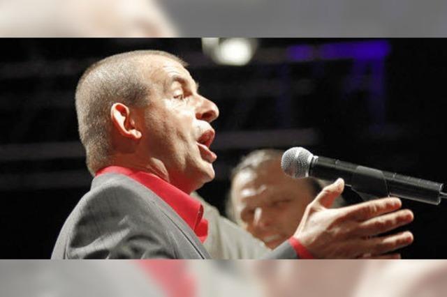 ZMF: Dominique Horwitz singt Jaques Brel