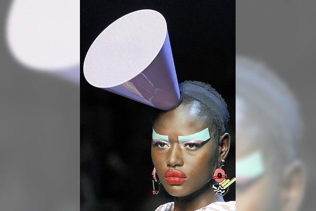 Pariser Haute Couture und Berliner Fashion Week