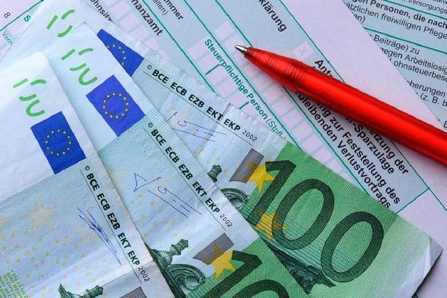 Schwarz-gelbe Steuerpläne: Die Eile ist dem Kalender geschuldet