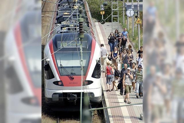 Gewalt in der S-Bahn: Beschuldigte nehmen Stellung
