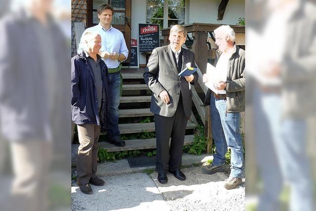 Caritas ehrt den Mediziner Ulrich