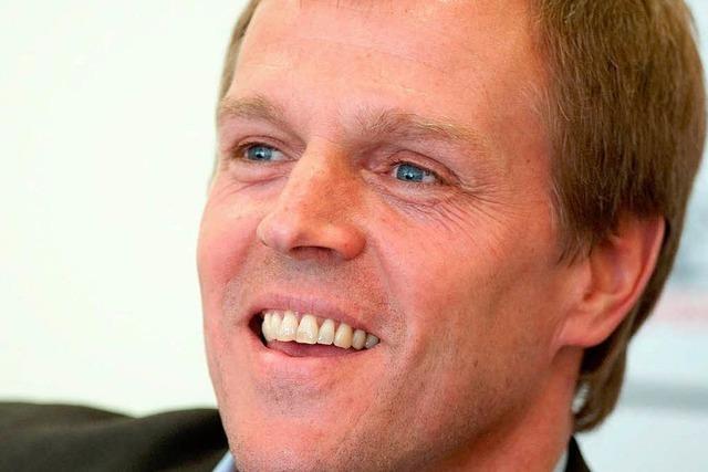 Martin Heuberger ist Handball-Bundestrainer