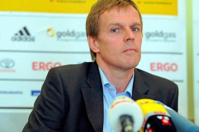 Handball: Heuberger tritt Brands schweres Erbe an