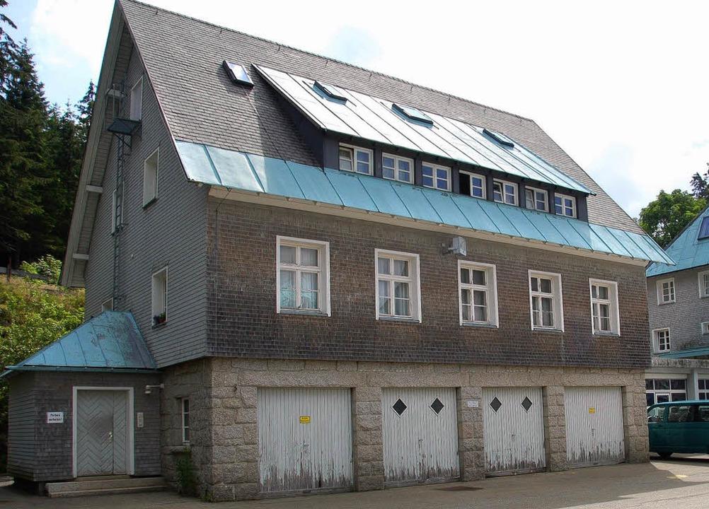 Laurentiushaus  des ITZ  | Foto: Ralf Morys
