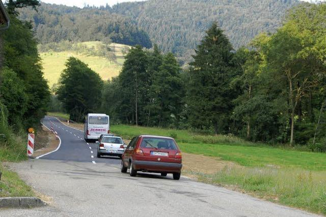 Freude über raschen Straßenausbau