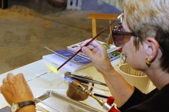 Handwerk als Kunstgenuss
