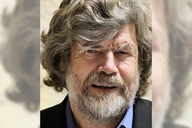 Reinhold Messner: Mitten hinein in fremde Welten