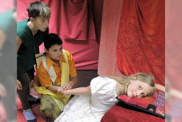 Eine Klasse für sich macht Oper