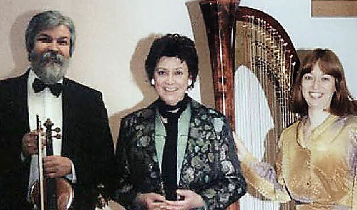 Lajos Földesi, Andrea Kocsis und Eva Csapo  | Foto: Privat