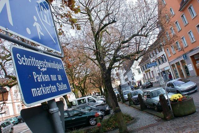Schopfheim fährt voll auf Tempo 30 ab
