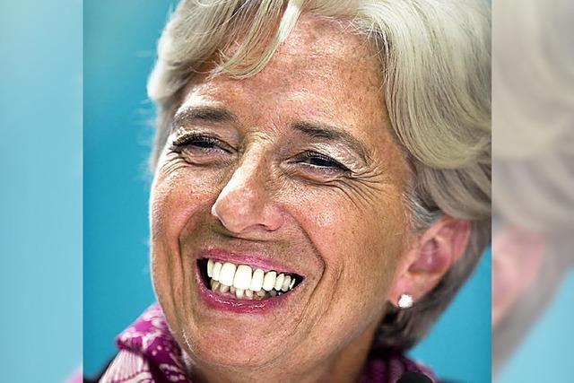 Lagarde will mehr Leuten zu Jobs verhelfen