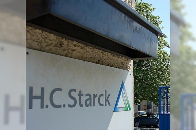 Anhaltender Klau bei H. C. Starck