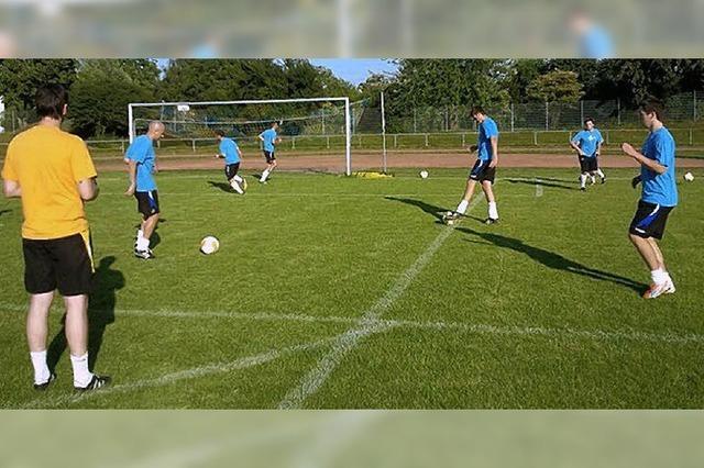 Beim SV Herten rollt wieder der Ball