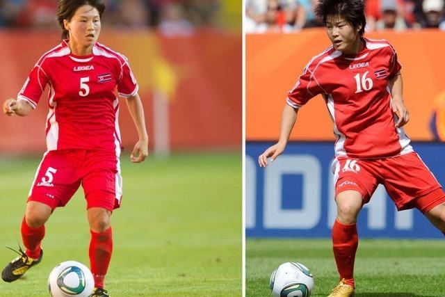 Doping: Fifa sperrt zwei Nordkoreanerinnen und testet ganzes Team